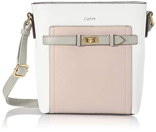 Gabor Celina, Bolsa de cruz. para Mujer, Color blanco, Medium