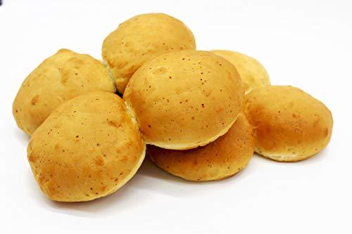 Organic Bread of Heaven ~ Beautiful Burger Buns 2 pkgs of 8 ~ USDA Organic