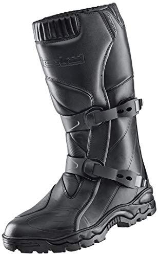 Held Shiroc wasserdichter Endurostiefel, Farbe schwarz, Größe 43