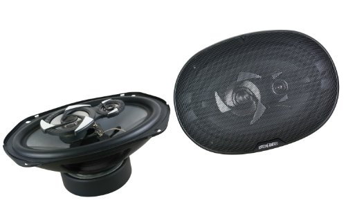 Sub-Zero Ice SS3328 Speakers, 6 x 9-inch Triaxial 450W