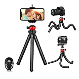 Best Flexible Tripod For Cell Phones - Cell Phone Tripod, Portable and Adjustable Flexible Tripod Review