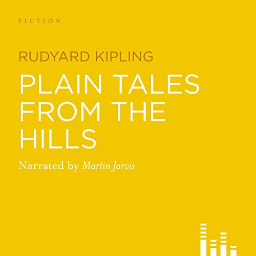 Couverture de Plain Tales from the Hills