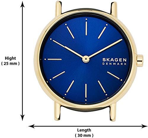 [スカーゲン]腕時計SIGNATURSKW2867レディース正規輸入品ブルー