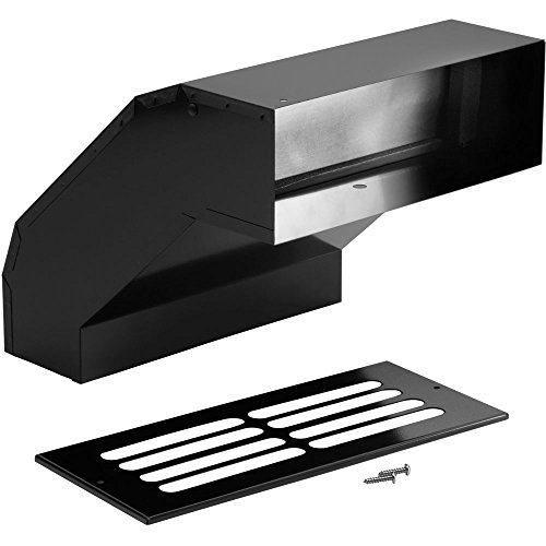 """Broan 431 3-1/4"""" x 10"""" Long Eave Elbow, NA"""