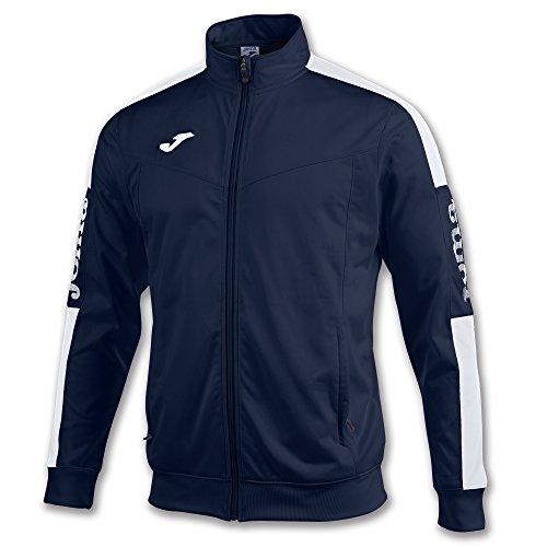 Veste pour Homme, Taille XL, Bleu Marine/Blanc
