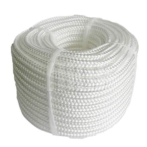 Kunststoffseil PP Polypropylen Polyseil weiss 20mx6mm