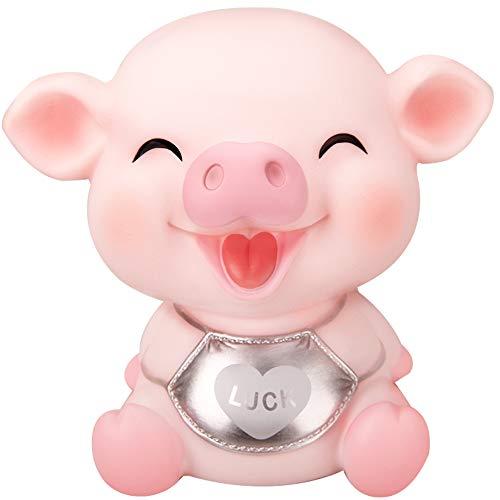ラッキー 金運アップ 金運 豚 豚の貯金箱 500円玉貯金箱 貯金箱 おもしろ 箱 お土産 日本 運気向上 可愛い おしゃれインテリア 大