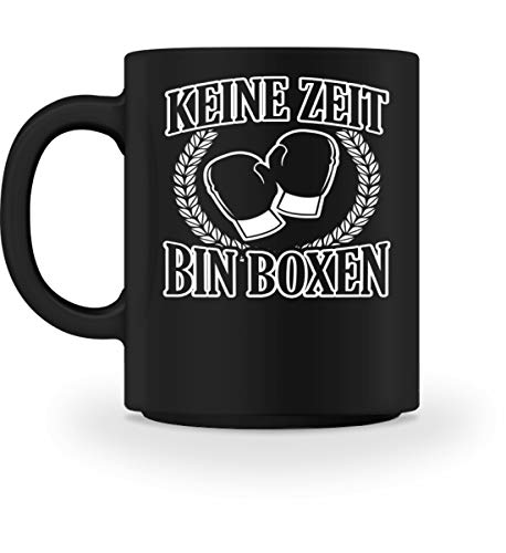 Chorchester Keine Zeit - Bin Boxen - Tasse