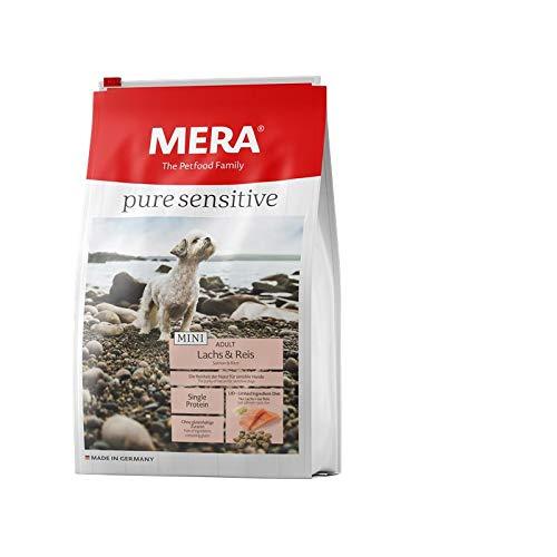 Mera Dog Pure Sensitive Mini Lachs & Reis 1 kg