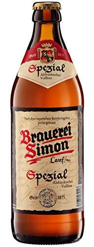 20 Flaschen Simon Spezial Orginal a 500ml 5,6% vol. inc. 1.60€ MEHRWEG Pfand