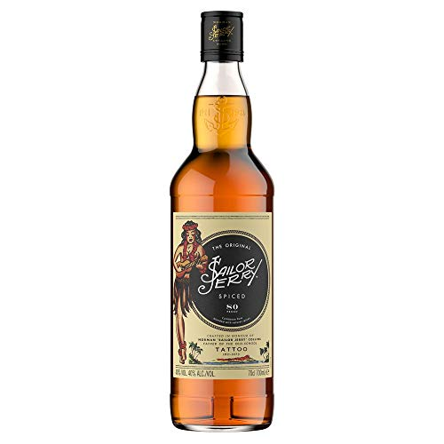 Sailor Jerry Spiced Rum (1 x 0,7 l)