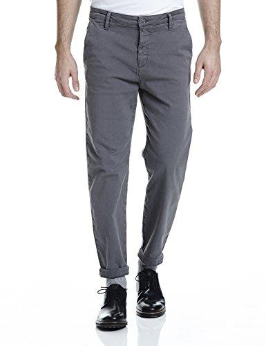Bench Herren Dapper Hose, Grau (Dark Grey GY149), 42 (Herstellergröße: 29)