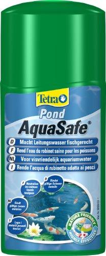 Tetra Pond AquaSafe - 250 Mililitros