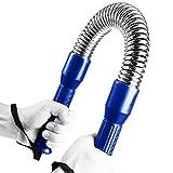 Barra elastica a molla Power Twister - Espansore muscolare a doppio petto Allenatore della forza a casa Allenatore Allenatore Dispositivo, Forza spalla, Braccio, Esercizio toracico 20/30/40/50/60 kg