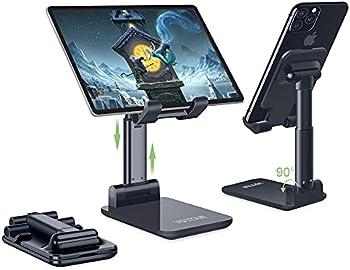 Vottan Foldable Angle & Height Adjustable Desk Phone Stand