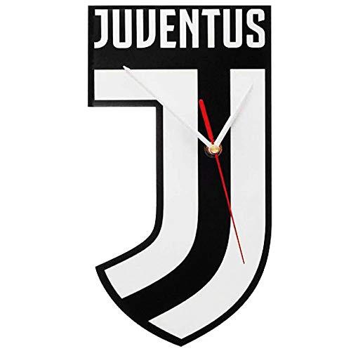 orologio della juventus Giemme articoli promozionali - Orologio Parete Juventus Quadrato Prodotto Ufficiale Idea Regalo Calcio Serie A