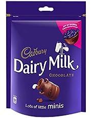 Cadbury Dairy Milk Chocolate Minis, 192 gm