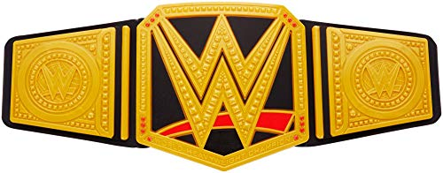 WWE Mattel FMJ91 - Championship riem, verstelbaar met metalen applicaties