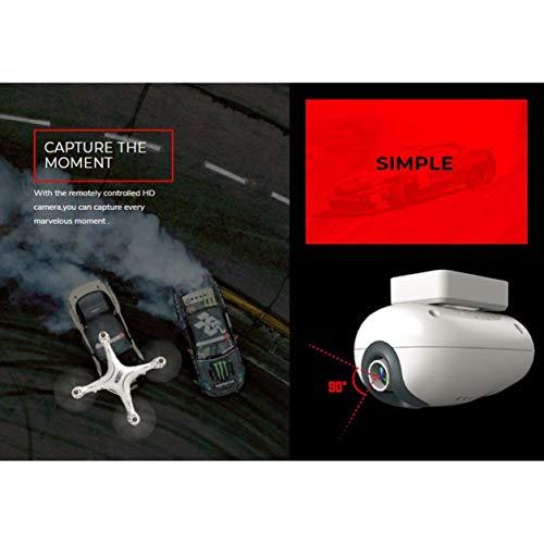 Cubierta Protectora Fytoo Accesorios H/élices Tren de Aterrizaje para E58 S168 JY019 RC Quadcopter Plegable
