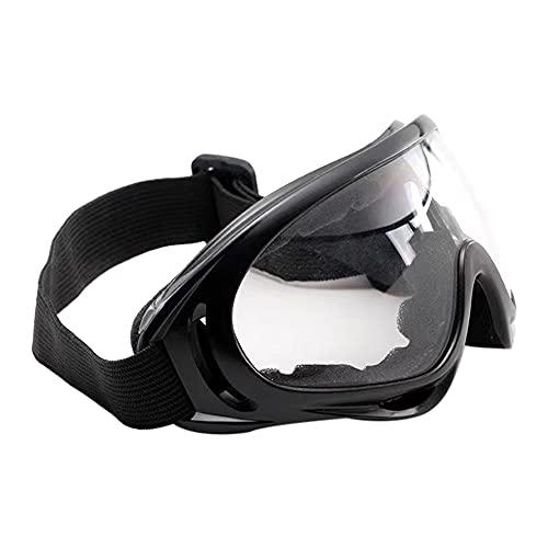 Gafas De Moto Gafas De Moto De Cross Gafas De Motocross Gafas De Atv A Prueba De Viento Gafas De Carreras A Prueba De Polvo Gafas De Esquí Resistentes A Los Arañazos Gafas De Seguridad Protectoras