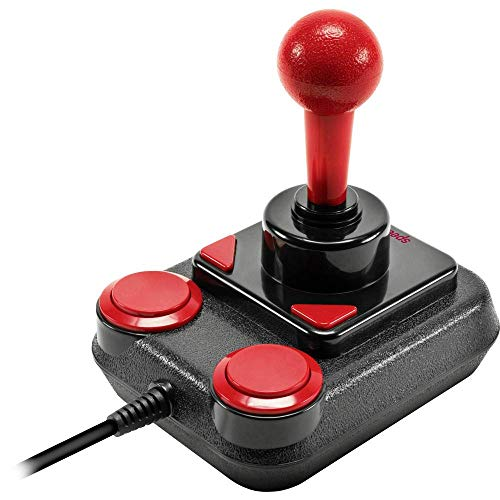 SPEEDLINK Competition Pro Extra Joystick USB PC, Android zwart, rood