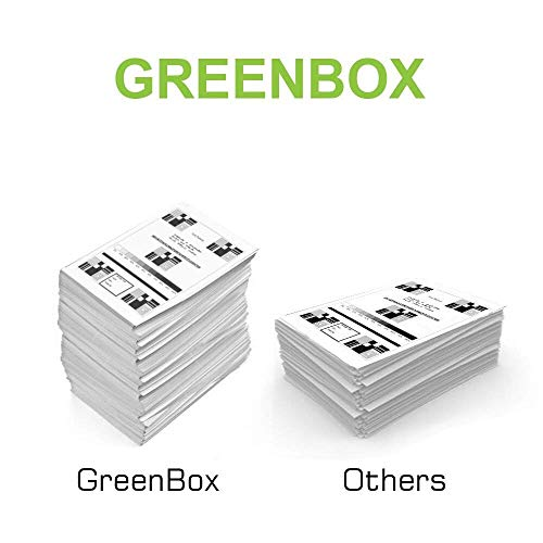 GREENBOX Compatible Ink Cartridge Replacement for HP 950XL 951XL 950 951 Used in Officejet Pro 8600 8610 8100 8620 8630 8640 8615 8625 8616 276DW 271DW 251DW(1 Black 1 Cyan 1 Magenta 1 Yellow 4 Pack) Photo #2