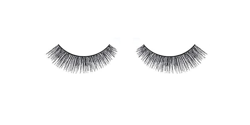 曇った米国ポルトガル語ARDELL Runway Lashes Make-up Artist Collection - Naomi Black