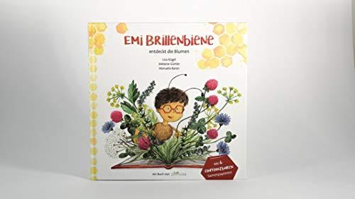 Emi Brillenbiene: entdeckt die Blumen