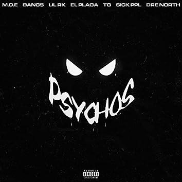 4 mintues of PsychoTime (feat. DreNorth, Lil RK, TG DGC, M.O.E, Bang5 & El'Plaga)