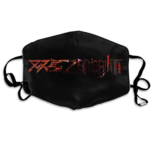 Halloween-modemasker Twin Star Exorcists verstelbaar Earloop-gezichtsmasker stofmasker anti-pollenmasker