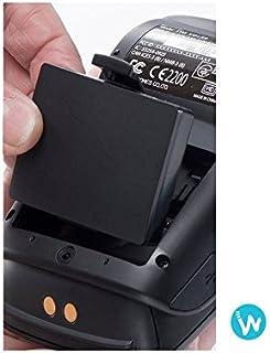farbbandfabrik. gr.51-marque 5XFarbband-noir-rouge-dP pour star micronics s 8340-comme doppelspule micronicsDP8340S