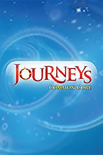 Journeys Common Core Student Edition Volume 5 Grade 1 2014