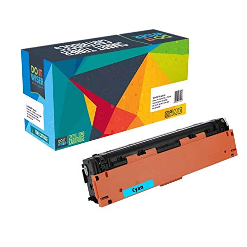 Do it Wiser Compatible Toner Cartridge for HP 201X HP CF400X CF403X CF402X CF401X for HP Color Laserjet Pro MFP M277dw M252dw MFP M277n M252n - High Yield 5 Pack Photo #6