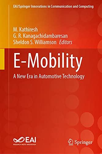 E-Mobility: A New...