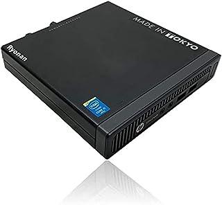 ヒューレット・パッカード(HP) 800 G1 DM/第4世代Core i5/Win10/MS Office/メモリ:8GB/SSD:240GB/Wi-Fi/超小型デスクトップ(整備済み品)