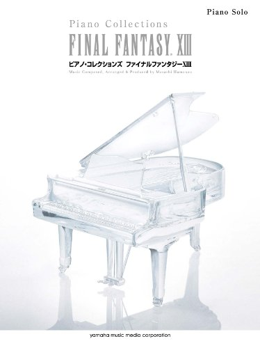 Final Fantasy XIII Piano Collections Sheet Music
