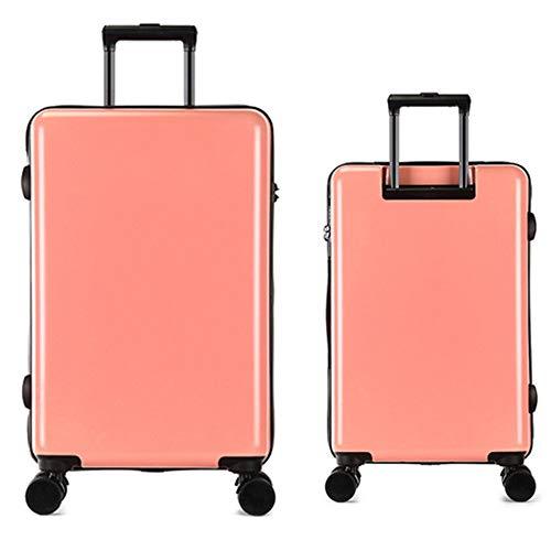 Yinglihua Travel koffer Lichtgewicht Set Met TSA Lock Rotator Reizen Bagage Trolley Koffer Draagzuil Verticale Stille Rotator Multi-directionele Vliegtuigen Boarding Geschikt voor weekendje weg