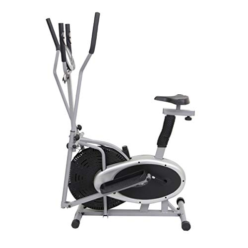 Kamachi OB-332 Orbitrek Multifunction Exercise Bike, 4 Way Adjustable Seat