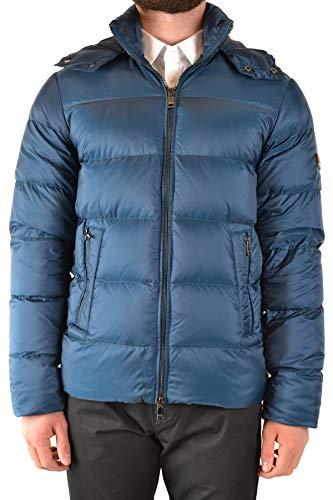 Michael Kors Luxury Fashion Herren MCBI39266 Blau Polyamid Steppjacke   Jahreszeit Outlet