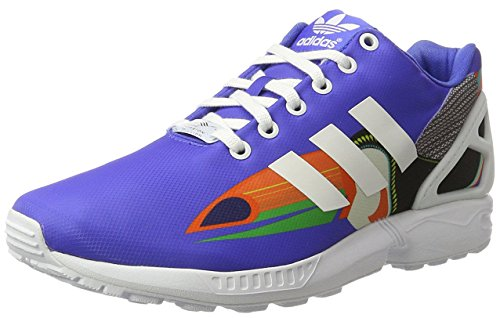 adidas Zapatillas ZX Flux Azul/Blanco EU 36 2/3 (UK 4)