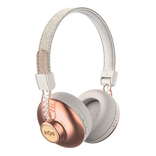 Marley Positive Vibration 2 Cascos Inalámbricos con Bluetooth – Auriculares de Diadema...