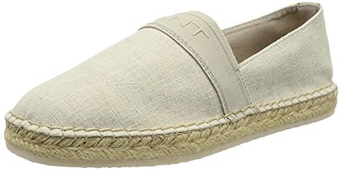 GANT Footwear Damen Lular Espadrille Flacher Slipper, Dry Sand, 41 EU