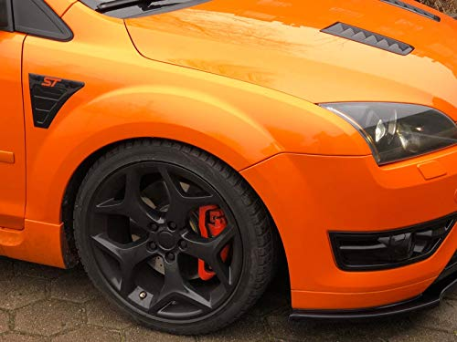 Focus MK2 3D Sidewings Kotflügelembleme individuell