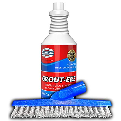 Grout-EEZ Super Heavy-Duty Tile & Grout Cleaner. Easy and Safe to Use. Destroys Dirt and...