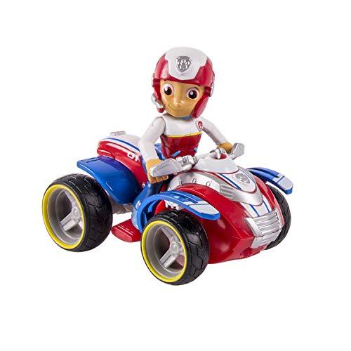 Paw Patrol - Ryder auf seinem Quadbike [UK Import]