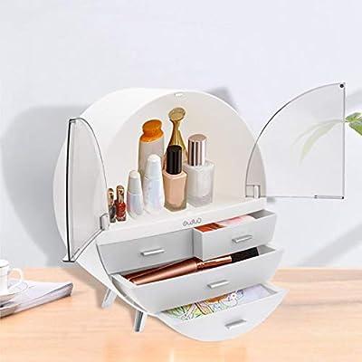 Storage Box Makeup Organizer Cosmetic Display Cases Skin
