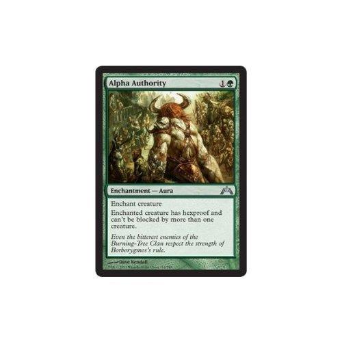 Magic The Gathering - Alpha Authority (114) - Gatecrash