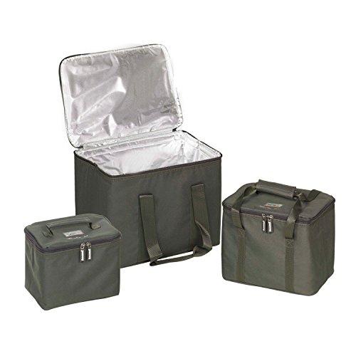 Anaconda Unisex– Erwachsene Cooler 10L 7140410 Kühltasche, Schwarz-Grau-Grün