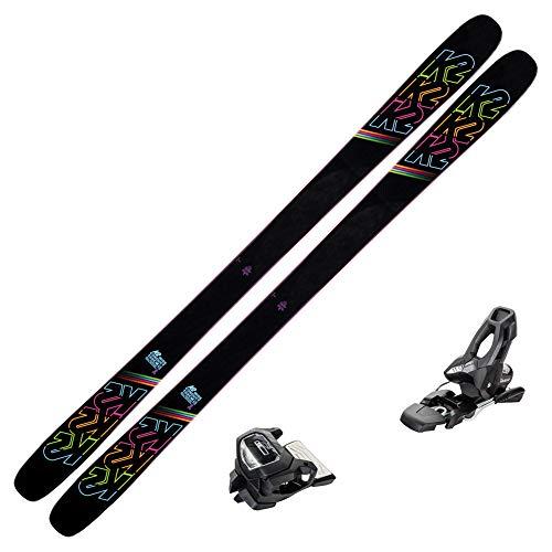 2020 K2 Missconduct Women's Skis w/Tyrolia Attack2 11 GW Bindings