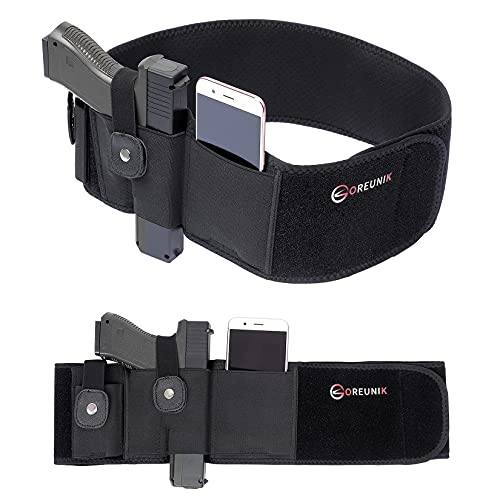 Oreunik Ultimate Belly Band Gun Holster for Concealed Carry...